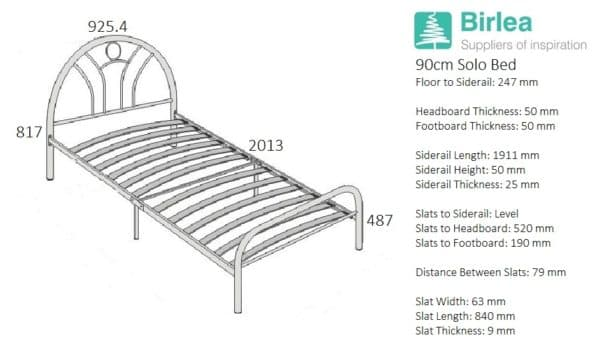 Solo Bed-2602