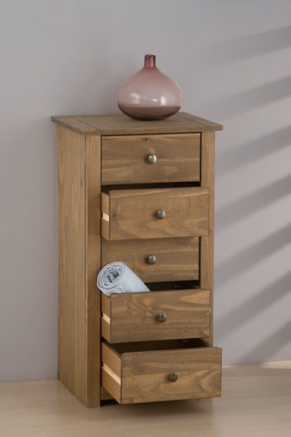 Santiago 5 Drawer Chest -3248