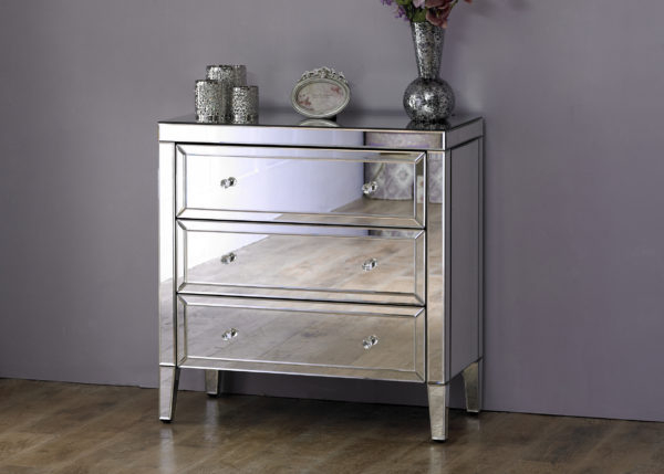 Valencia 3 Drawer Chest-5213