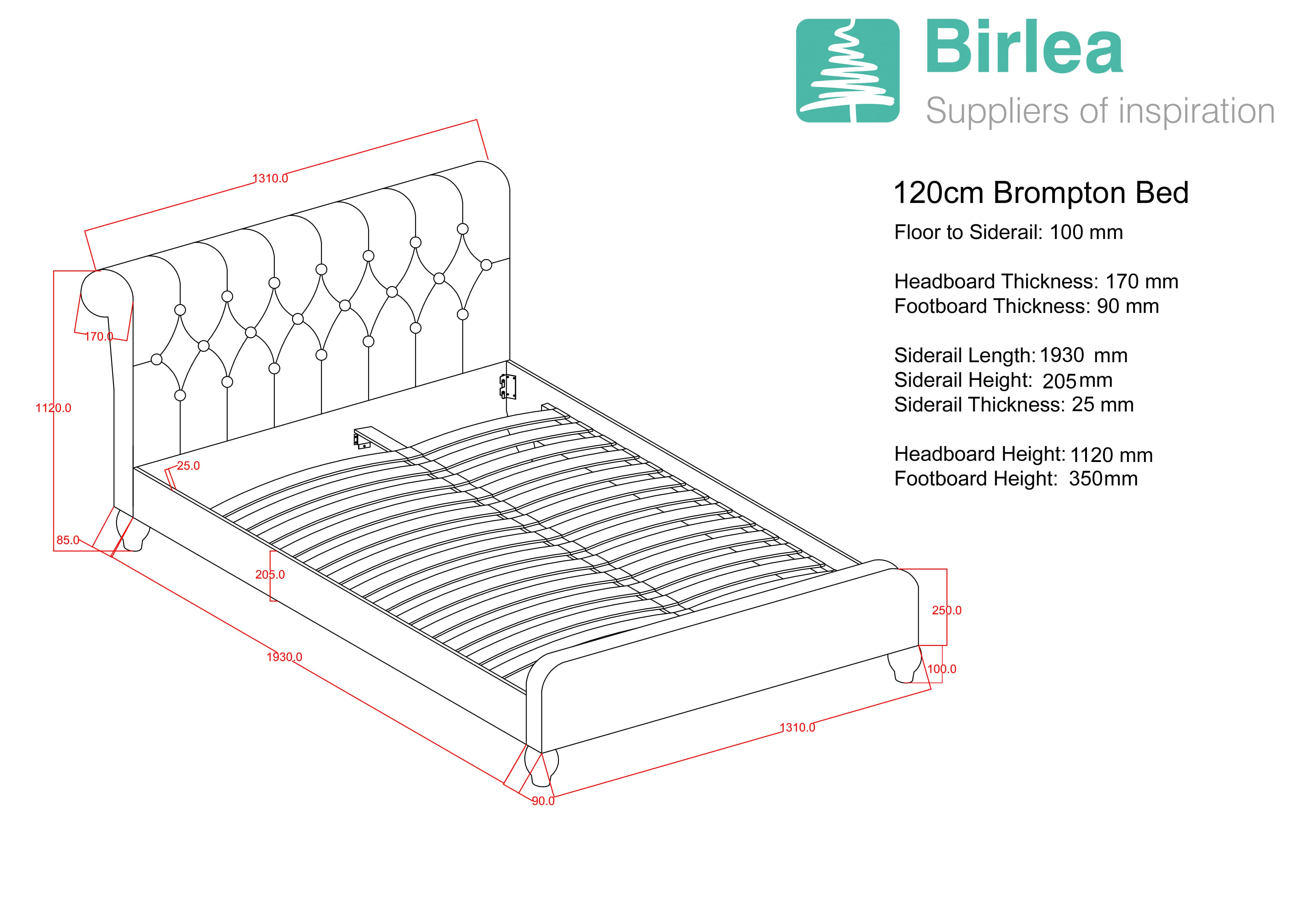 Brompton Bed-6047