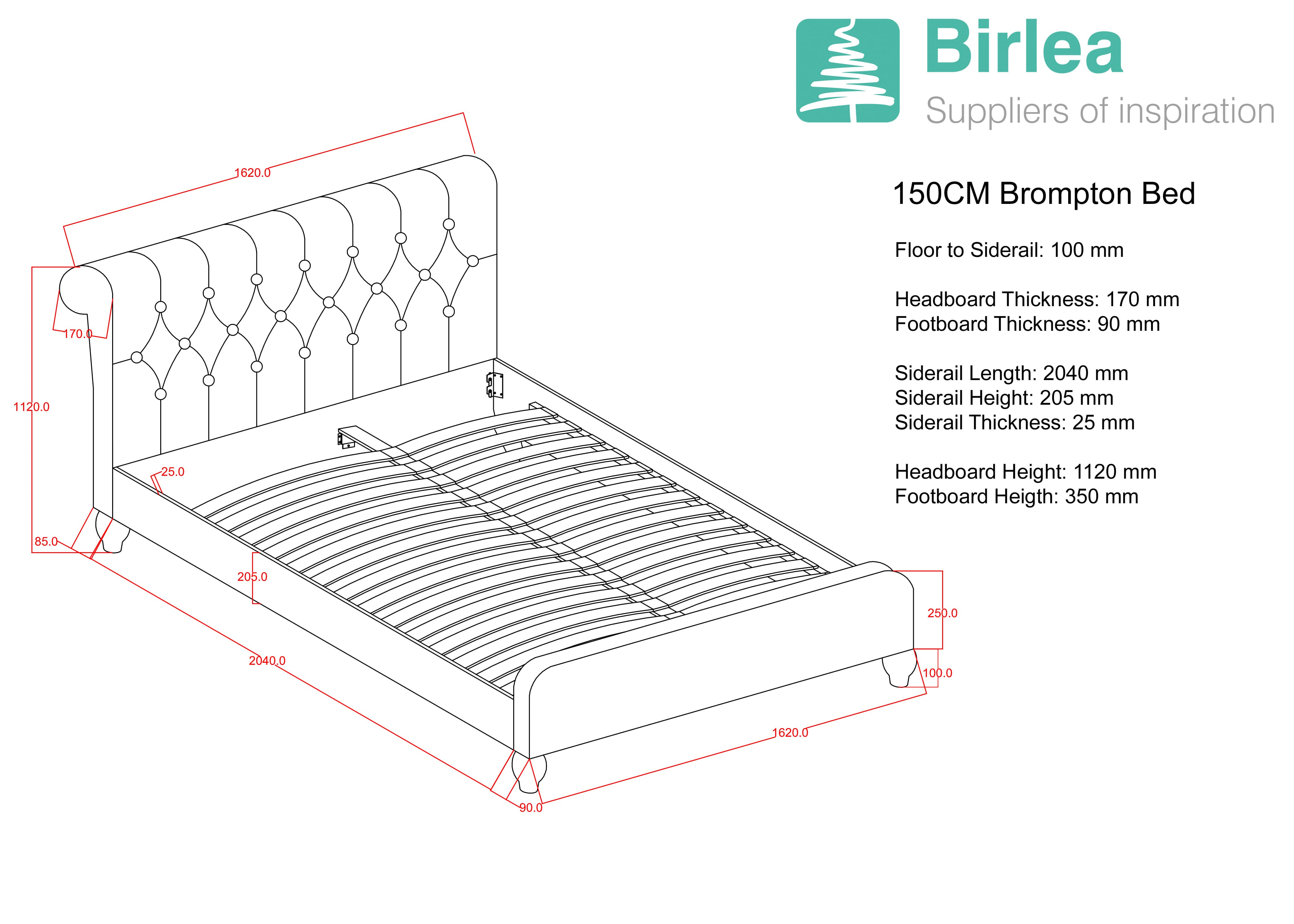Brompton Bed-6046