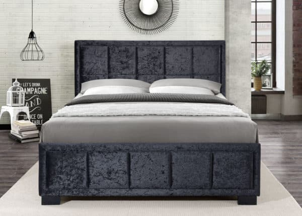 Hannover Fabric Bed-6355