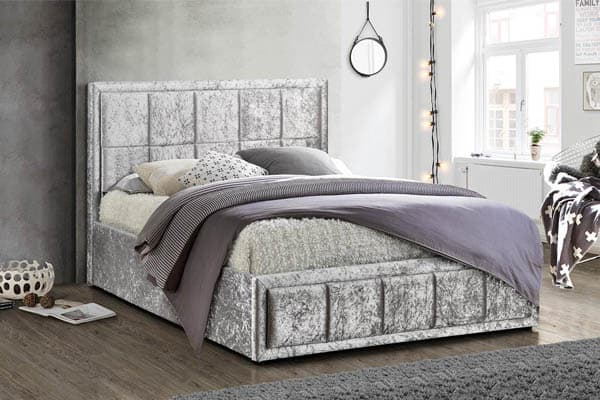 Stupendous Hannover Fabric Ottoman Bed Forskolin Free Trial Chair Design Images Forskolin Free Trialorg