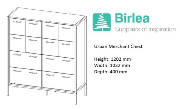 Urban Merchant Chest-7368